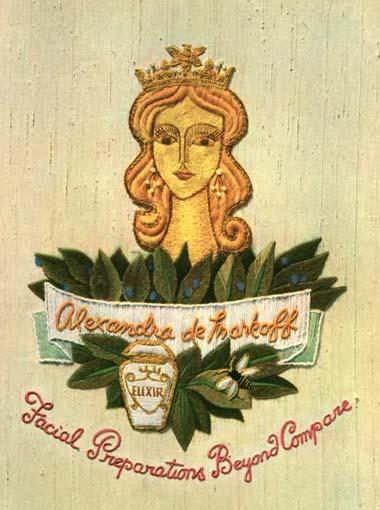 1957 Alexandra de Markoff