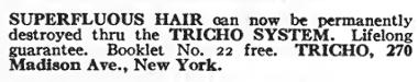 1925 Tricho