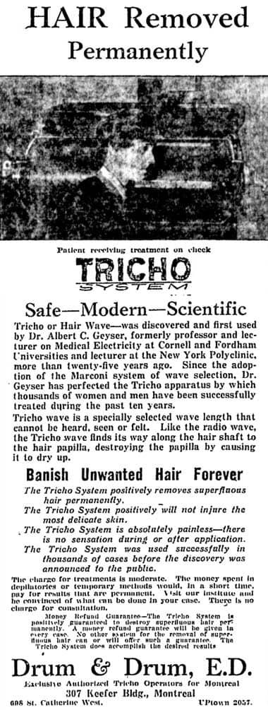 1926 Tricho System