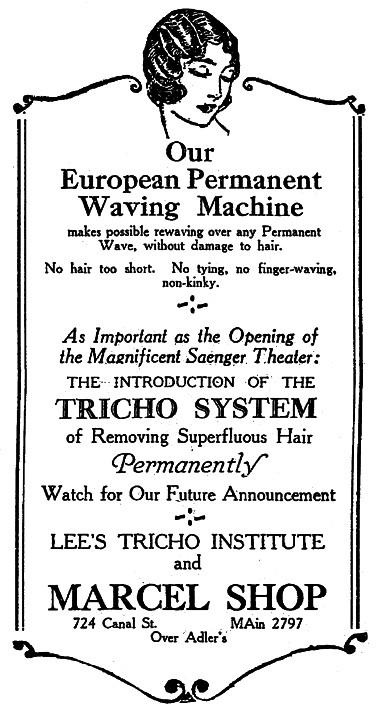 1927 Tricho System