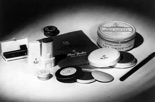 Cosmetics And Skin Max Factor 1945 1960
