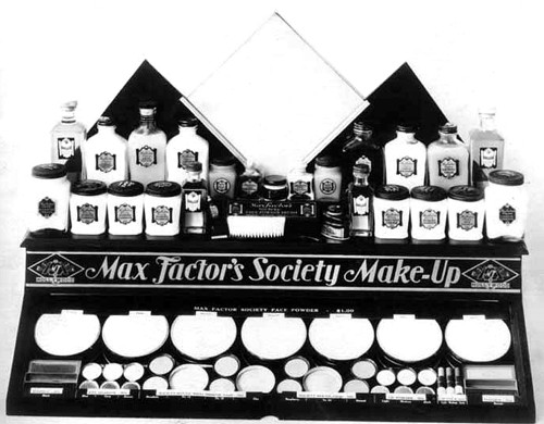 Cosmetics and Skin: Max Factor