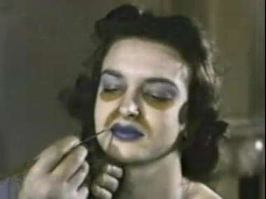 Cosmetics and Skin: Max Factor and Televison