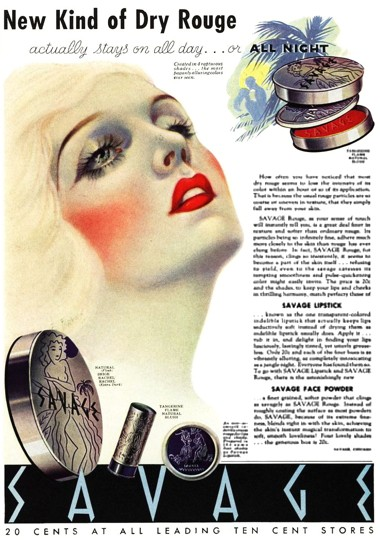 Cosmetics And Skin Rouge