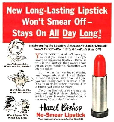 Cosmetics And Skin Indelible Lipsticks