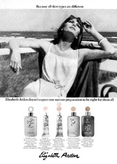 Cosmetics and Skin: Elizabeth Arden (Post 1945)