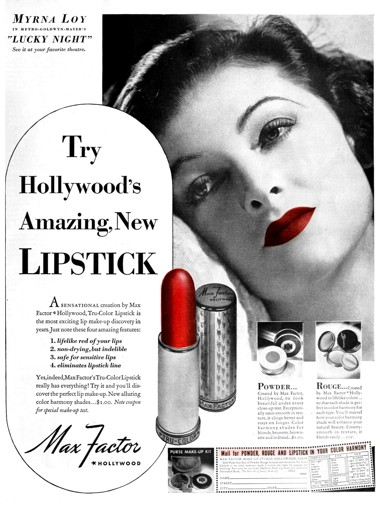 Cosmetics And Skin Max Factor