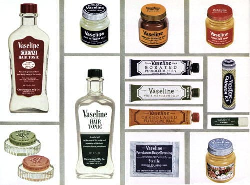 Cosmetics And Skin Chesebrough Manufacturing Company