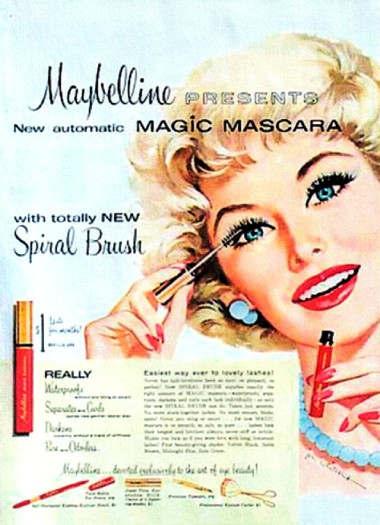 1959 Maybelline Magic Mascara