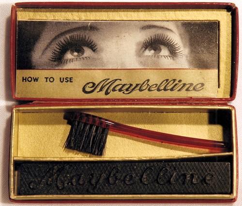 Maybelline cake mascara