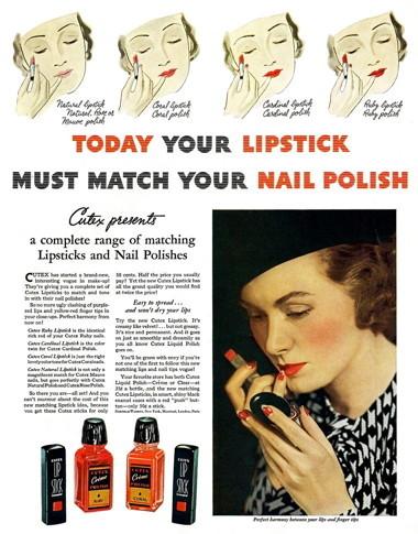 Cosmetics And Skin Lipsticks
