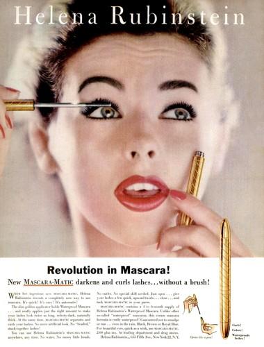 Cosmetics and Skin: Automatic Mascara